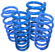 2008-2013 Scion Xb Performance Coil Suspension Lowering Spring Drop Set Blue