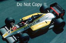 Patrick Tambay Renault RE60 Monaco Grand Prix 1985 Photograph 2