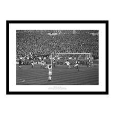 Leeds United 1972 FA Cup Final Winning Goal Photo Memorabilia (051)