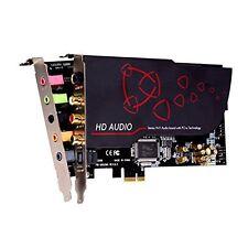 Brand New Aim PCI-Express Sound Card CMI8888 Chip Built-In SC808