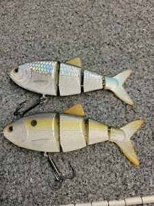 Spro bbz-1 Shad (2 lures)