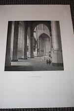 ANTICA STAMPA  INCISIONE SU RAME-ACCIAIO   XlX (1800)
