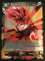 Source of Power Son Goku P-053 PR FOIL Dragon Ball Super TCG NEAR MINT