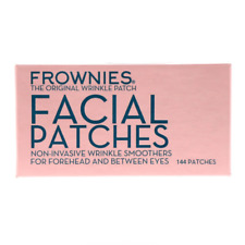 Frownies Anti Wrinkle Patches - Forehead And Between Eyes