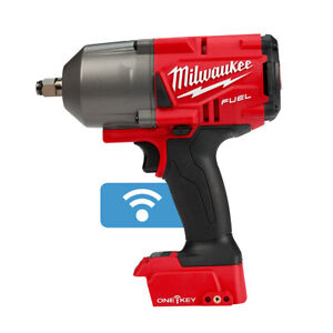 """Milwaukee 2863-20 M18 FUEL High Torque Impact Wrench 1/2"""" Friction Ring Bare"""