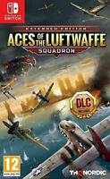 Aces of the Luftwaffe - Squadron Edition (Switch) BRAND NEW FACTORY SEALED