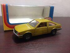 Mattel Mebetoys 1/25 Opel Monza , Burago 1/24 Politoys