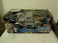 2003 MUSCLE MACHINES '29 MODEL A FLYING EYEBALL 1/18 DIECAST CAR BOX W/WEAR