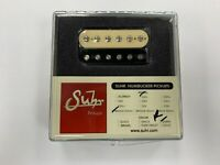 Suhr SSH+ Plus Bridge Guitar Pickup, 53mm - Reverse Zebra