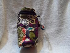 Vera Bradley Baby Bottle Caddy in Plum Crazy