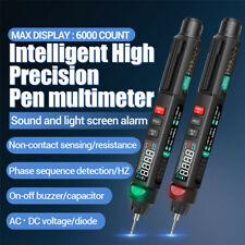 A3008 Digital Multimeter Pen Type Intelligent 6000 Counts Voltage Tester Us
