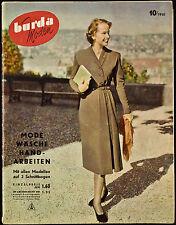 Burda Moden 10.1951