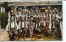 CP 09 - Ariège - Costumes de Bethmale