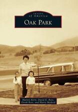NEW Oak Park by Harvey Kern Paperback Book (English) Free Shipping