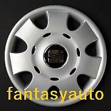Seat Ibiza Seat Cordoba  2002 > Set 4 Borchie Coppe Copponi Copri Cerchi R14