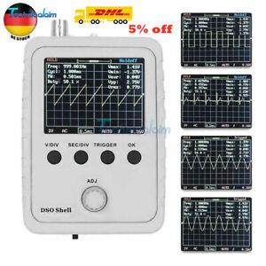 Digitales DSO150 Oszilloskop 2,4-Zoll-LCD Multimeter für elektronisches Teach