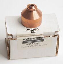 Genuine Hypertherm 120266 100A Retaining Cap for Hypertherm Plasma Cutter