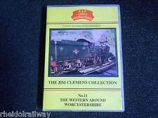 Hereford, Worcester, Campden, The Western around Worcestershire, B&R Vol 97 DVD