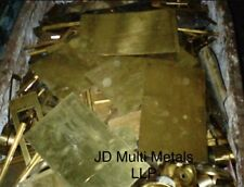Rottami in Ottone foglio OFF tagli peso 1kg per la fusione di verso il basso