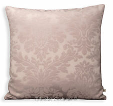 Sanderson Lymington Designer Fabric Lilac Damask Fabric Cushion Pillow Cover