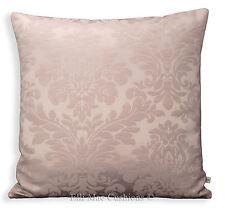 Sanderson Lymington Designer Fabric Lilac Damask Fabric Cushion Pillow Cover