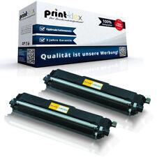 2x Printer Tonerkartuschen XXL kompatibel für Brother MFC-L3750CDW MFC-L3770CDW