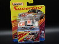 2020 MATCHBOX SUPERFAST CASE F 1980 PORSCHE 911 TURBO 1:64 CAR
