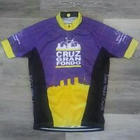 SHIFT Cycle Wear Cruz Gran Condo Cycling Jersey Size S