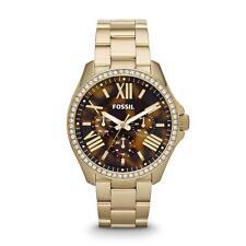 50 m (5 ATM) Armbanduhren aus Edelstahl mit Datumsanzeige für Erwachsene