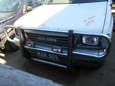11/1995 HOLDEN TF RODEO 2WD SINGLE CAB GRILL (STOCK NO. V7521)