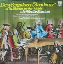 ACADEMY OF ST.MARTIN-IN-THE-FIELDS - NEVILLE MARRINER -  LP