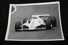 Photo Fly Saudia Williams Ford FW06 1980 #27 Alan Jones (AUS) type 13