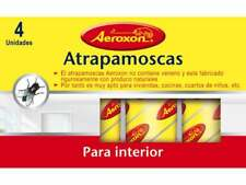 Tiras atrapamoscas para interior Aeroxon (pack de 4 unidades)