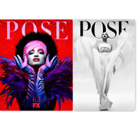 POSE :The Complete Series Season 1-2 (DVD 2 Box Set) Factory Sealed Brand New
