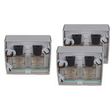 Geschenkset Essentials by ipuro Cotton Fields 2x50ml Raumduft (3er Pack)