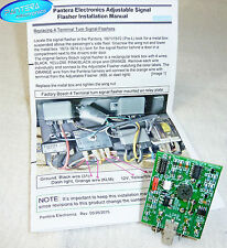 deTomaso Pantera 4 Terminal Turn Signal Flasher Bosch Replacement