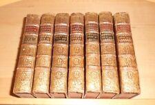 Histoire sainte des deux alliances (1741, H.M. Geudier, 7 Bände kpl.)
