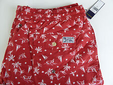 Polo Ralph Lauren Wakeboard Blackwatch Traveler Swim Wear Trunks Shorts $79  NWT