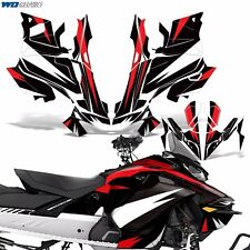 Ski-Doo 850 Renegade Summit Decal Graphic Kit SkiDoo Sled G4 Snowmobile Wrap MR