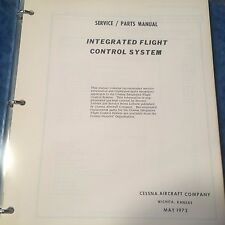 Cessna ARC Integrated Flight Control System IFCS Install-Adjust & Service Manual