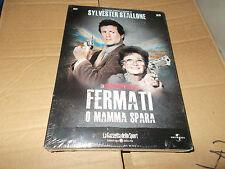 DVD FERMATI O MAMMA SPARA - SYLVESTER STALLONE