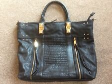 River Island Leather Look Large Handbag Shopper