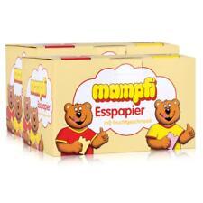 Mampfi Esspapier Oblaten 200 Stück - mit Fruchtgesmack (2er Pack)