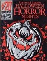 2020 Universal Studios Halloween Horror Nights 2020 #20 Pumpkin Magnet