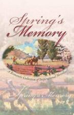 Spring's Memory Barbour Publishing Christian Fiction Buy2BooksGet1Free