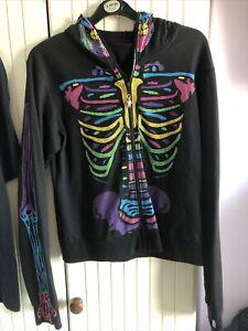 Living Dead Souls Skeleton Jacket