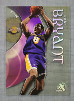 Kobe Bryant 1998-99 E-X Century Los Angeles Lakers Basketball Card #10 GEM MINT