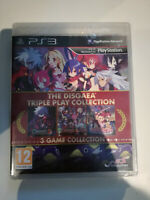 the disgaea triple play collection 3 4 d2 ps3 ps playstation 3 neuf