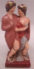 Staffordshire Pottery Figure - 'Bacchus & Ariadne'