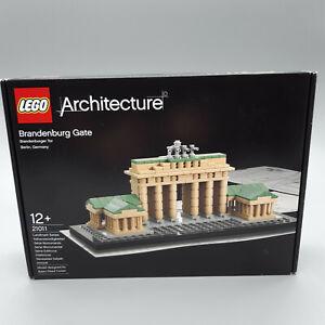 LEGO®  Architecture - 21011 - Brandenburger Tor -  Neu und OVP, ungeöffnet